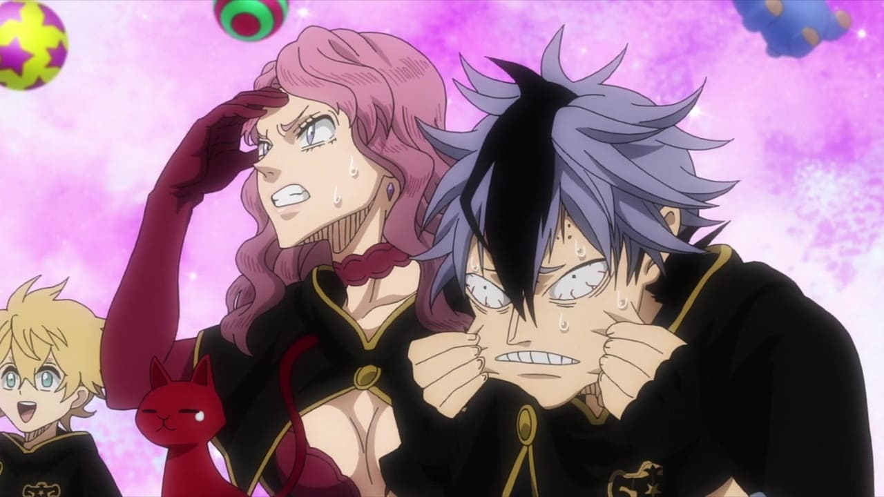 Black Clover Season 1 :Episode 111  The Eyes in the Mirror