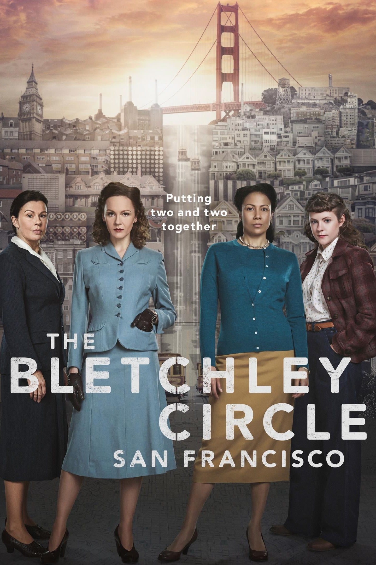 The Bletchley Circle: San Francisco TV Shows About World War Ii