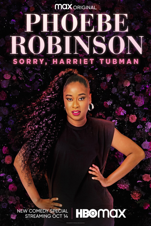 Phoebe Robinson: Sorry, Harriet Tubman (2021)