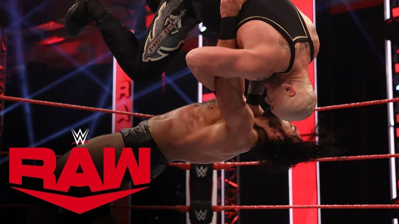 WWE Raw Season 28 :Episode 20  May 18, 2020