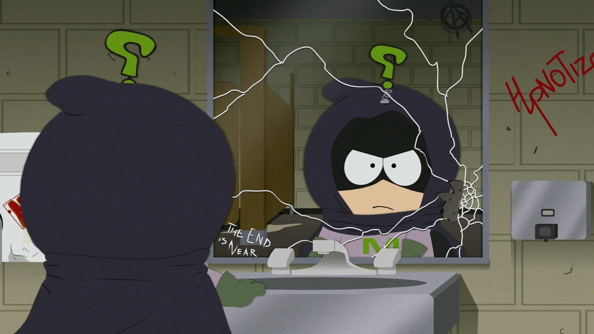 South Park Season 14 :Episode 12  Mysterion Rises (2)