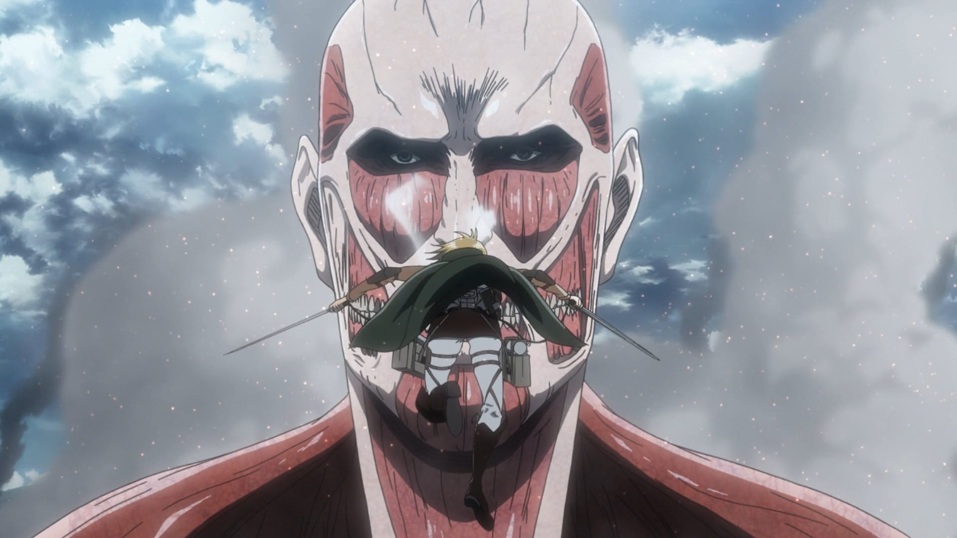 Attack on Titan Season 3 :Episode 17  Hero