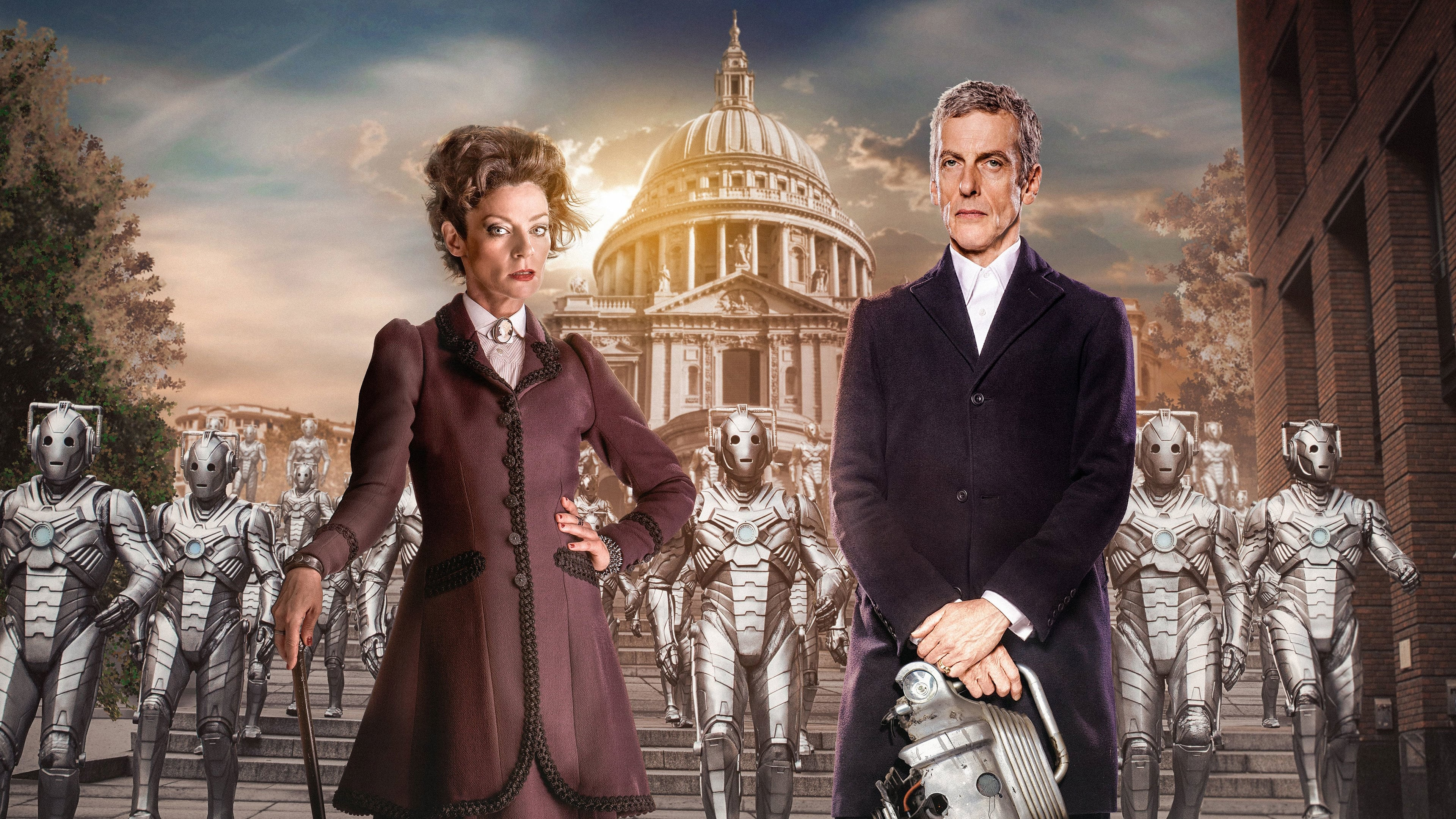 Doctor Who Season 8 :Episode 11  Dark Water