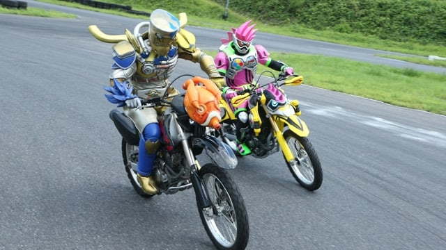 Kamen Rider Season 27 :Episode 4  The Name of the Operation is Dash!