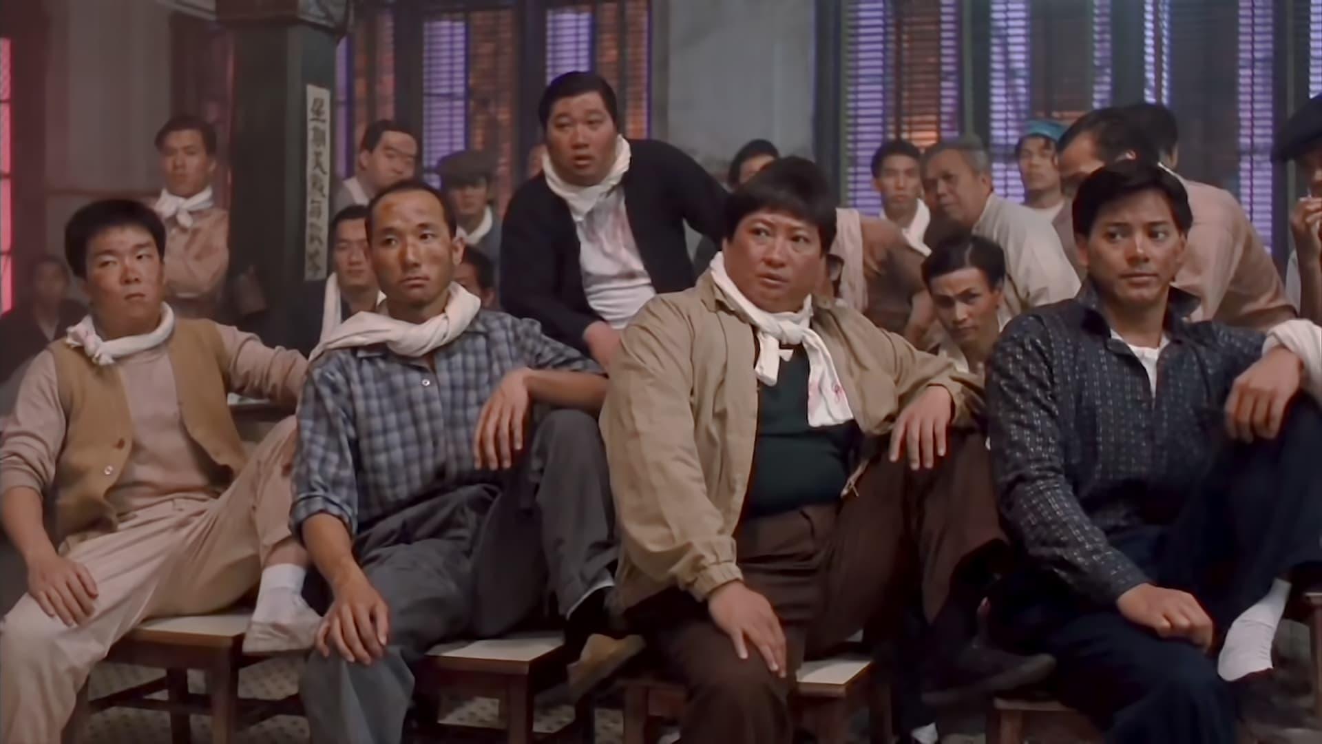 Pedicab Driver (1989) Review - The Action Elite