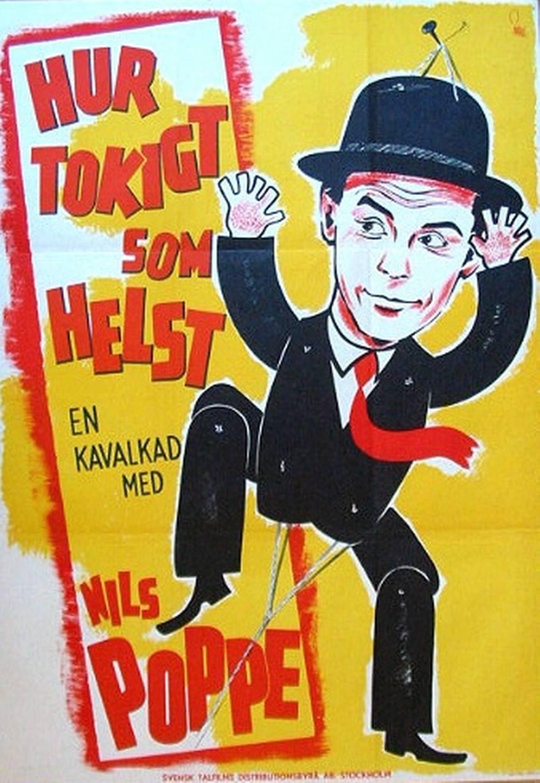 Ver Hur tokigt som helst Online HD Español (1949)