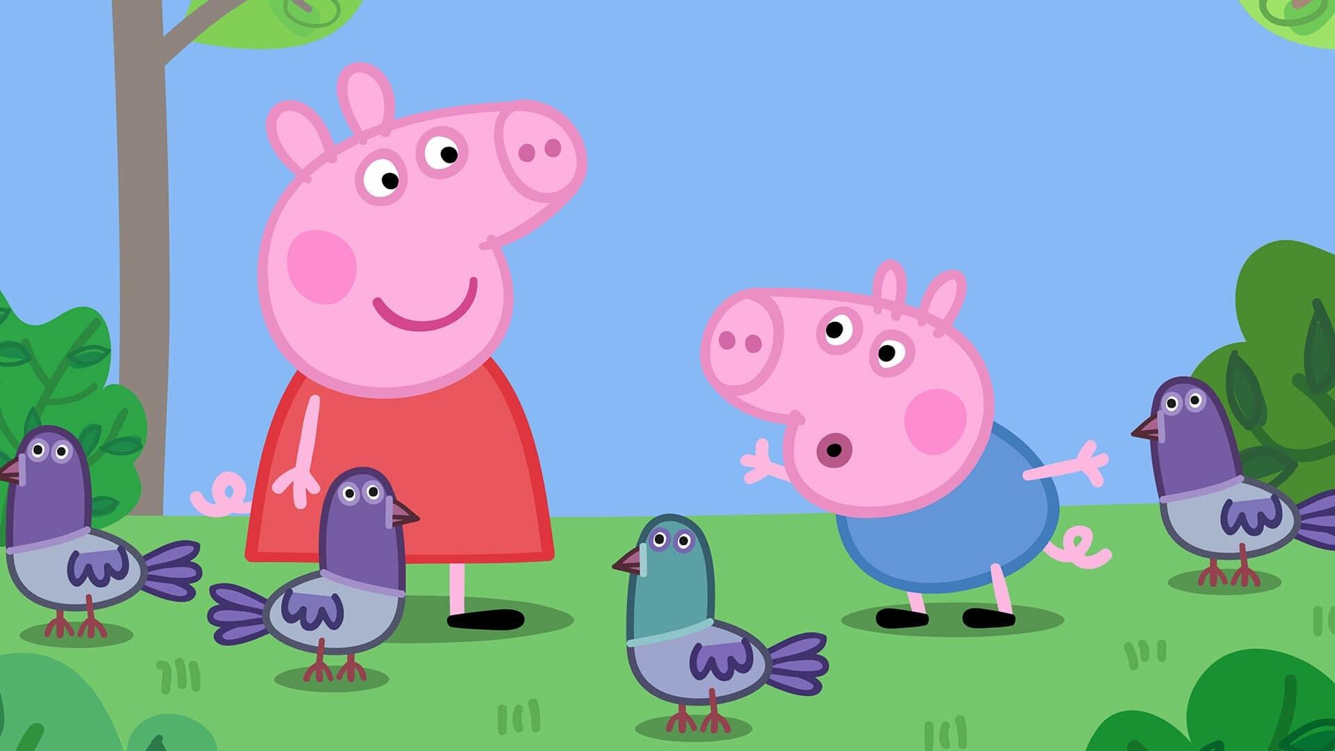 Peppa Pig Season 6 :Episode 22  Bird Spotting