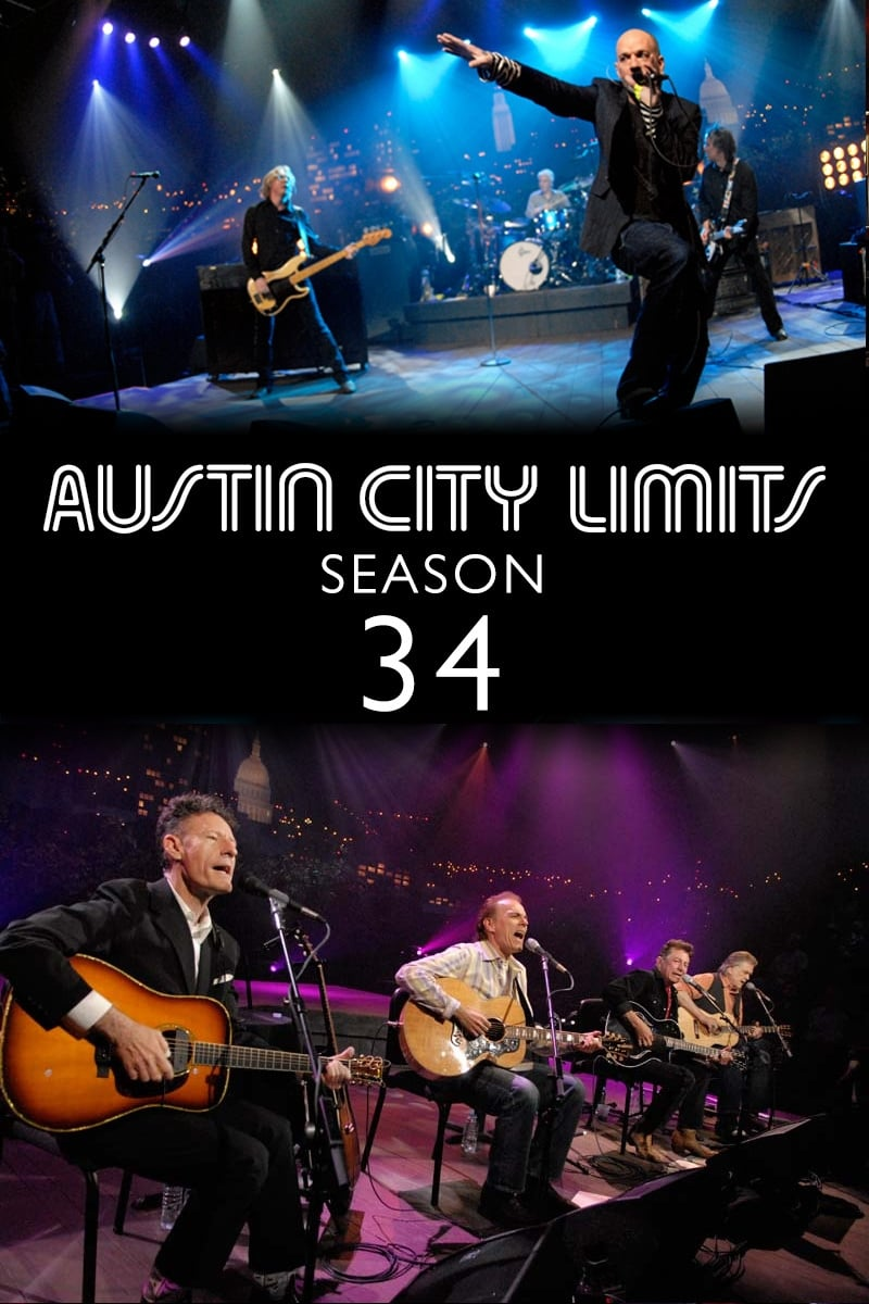 Austin City Limits Season 34