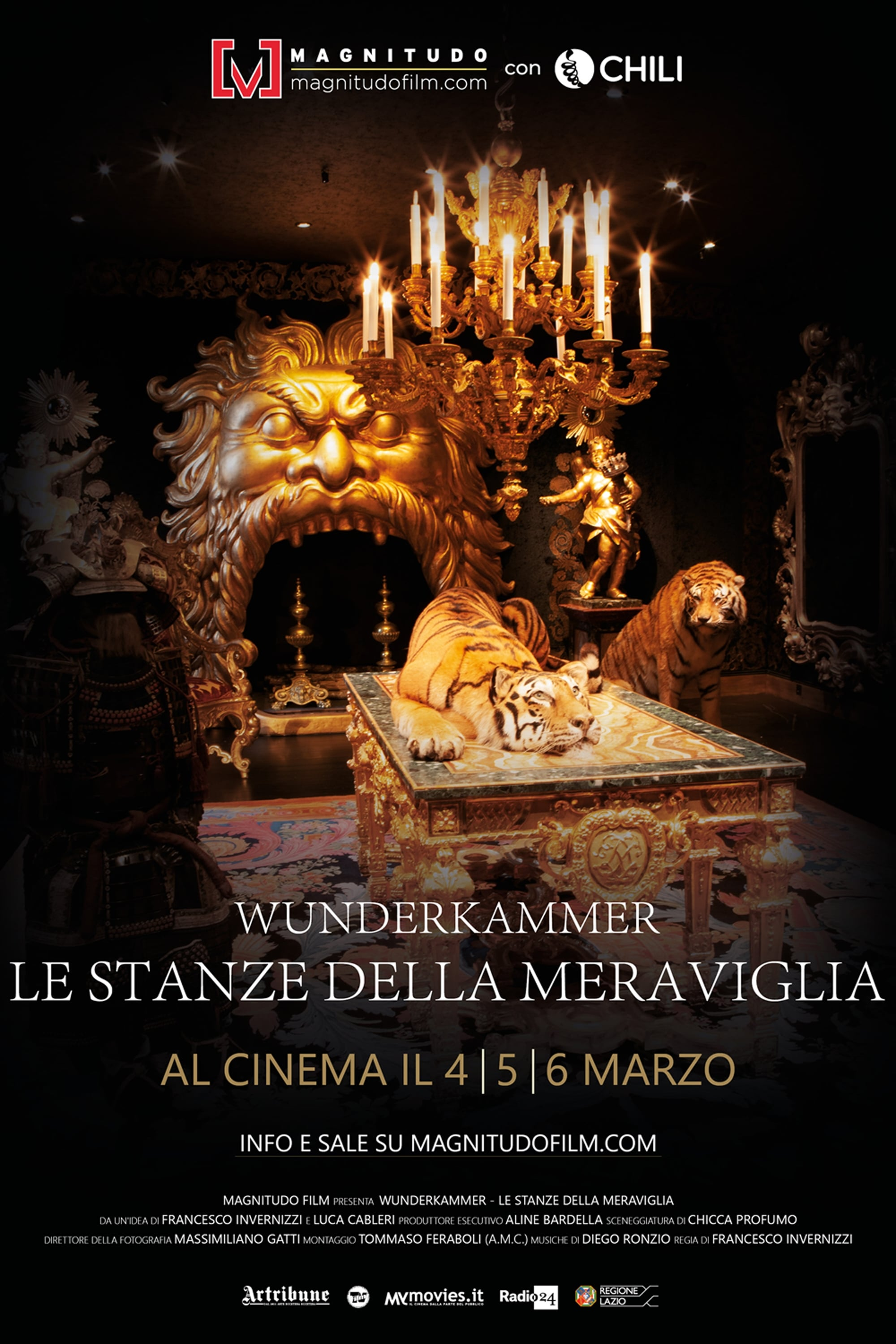 Wunderkammer: World of Wonder (2019)