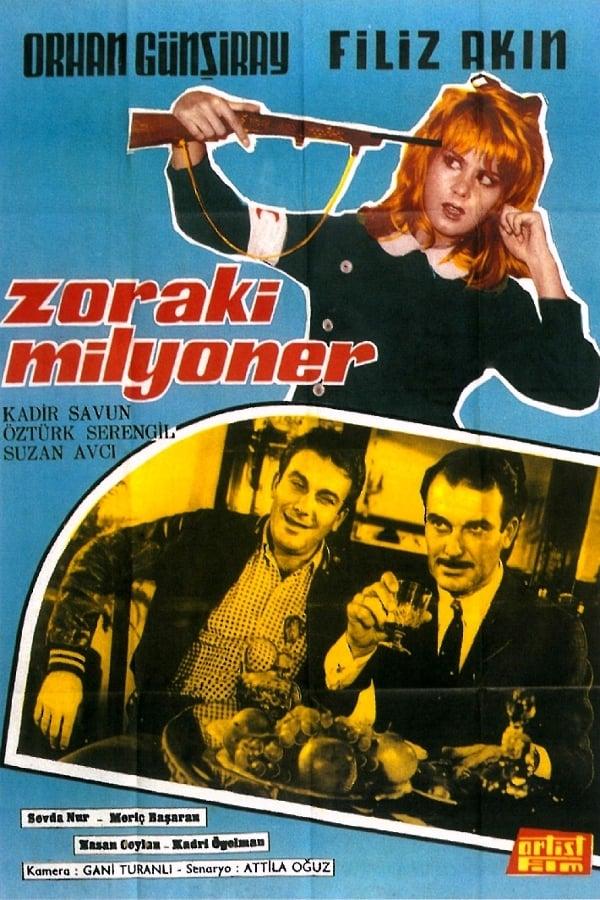 Ver Zoraki Milyoner Online HD Español (1963)