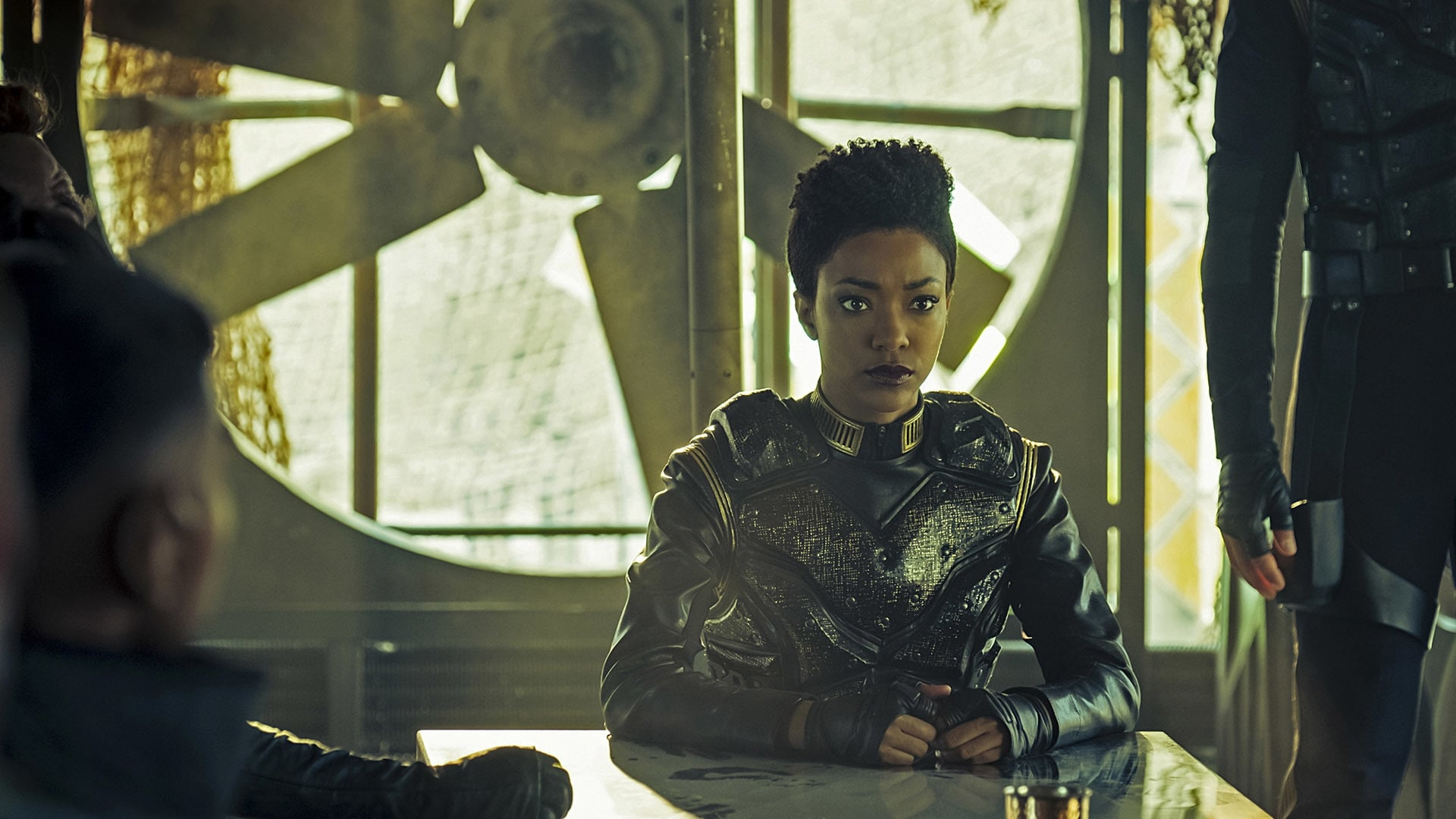 Star Trek: Discovery Season 1 :Episode 11  The Wolf Inside