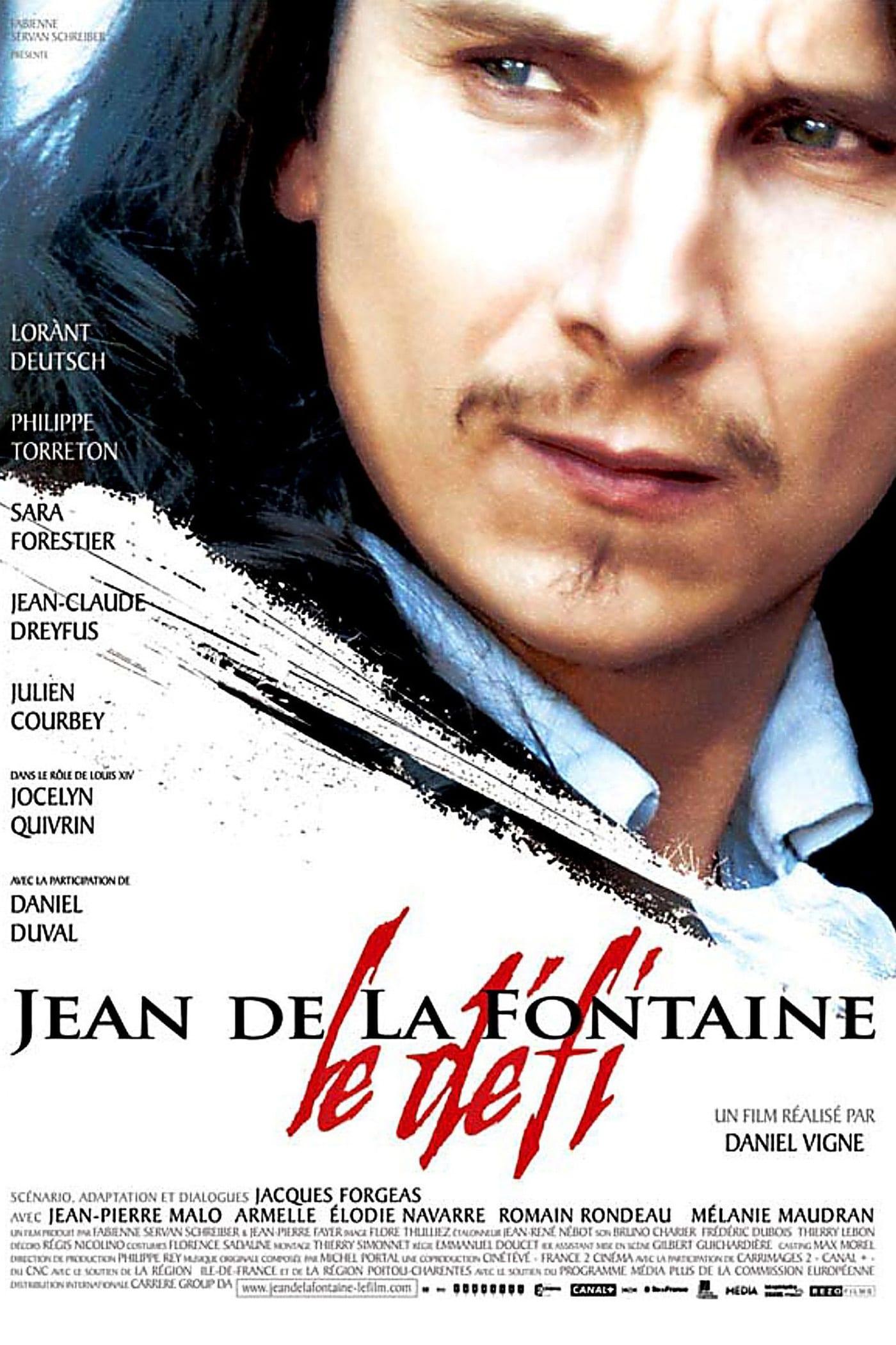 Jean de La Fontaine, le défi streaming sur libertyvf