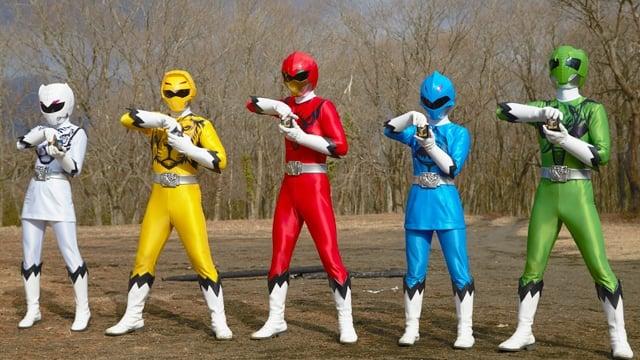 Super Sentai Season 40 :Episode 1  The Exhilarating Animal Land