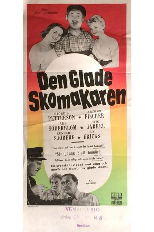 Ver Den glade skomakaren Online HD Español (1955)