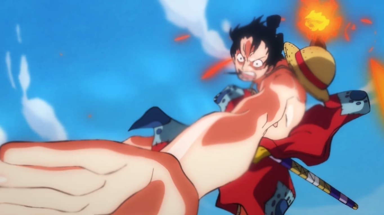 One Piece Season 21 :Episode 938  Shaking the Nation! The Identity of Ushimitsu Kozo The Chivalrous Thief!