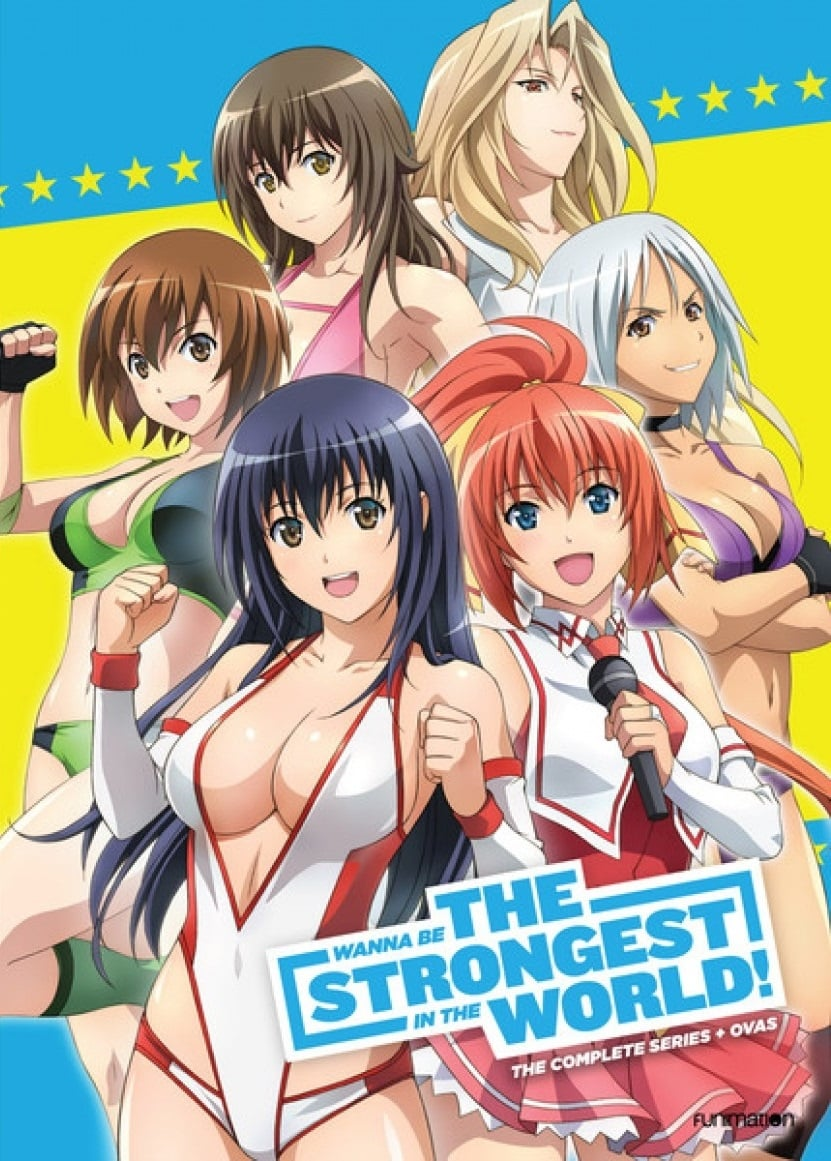 Wanna Be the Strongest in the World (2013)