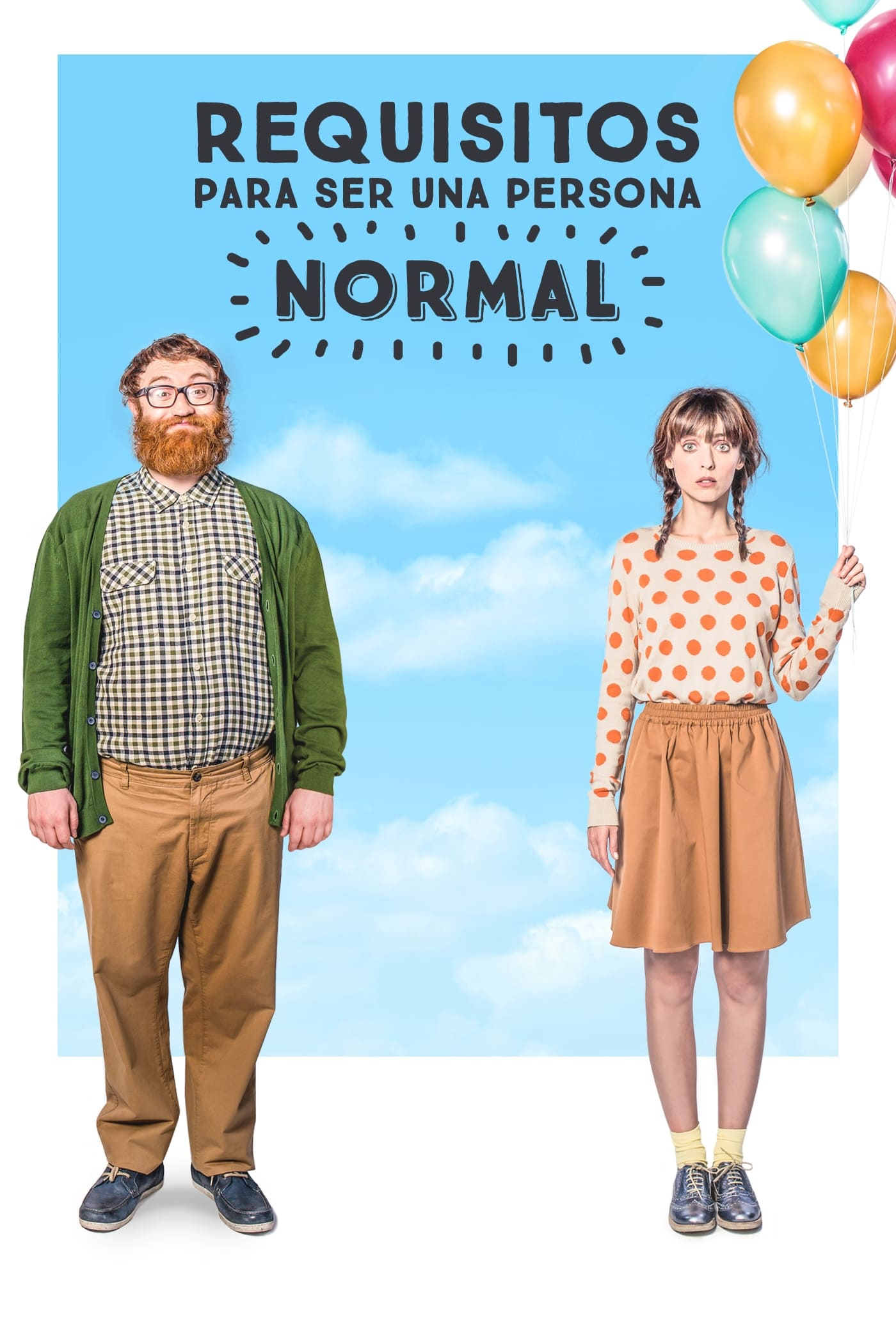Requirements to Be a Normal Person (2015)