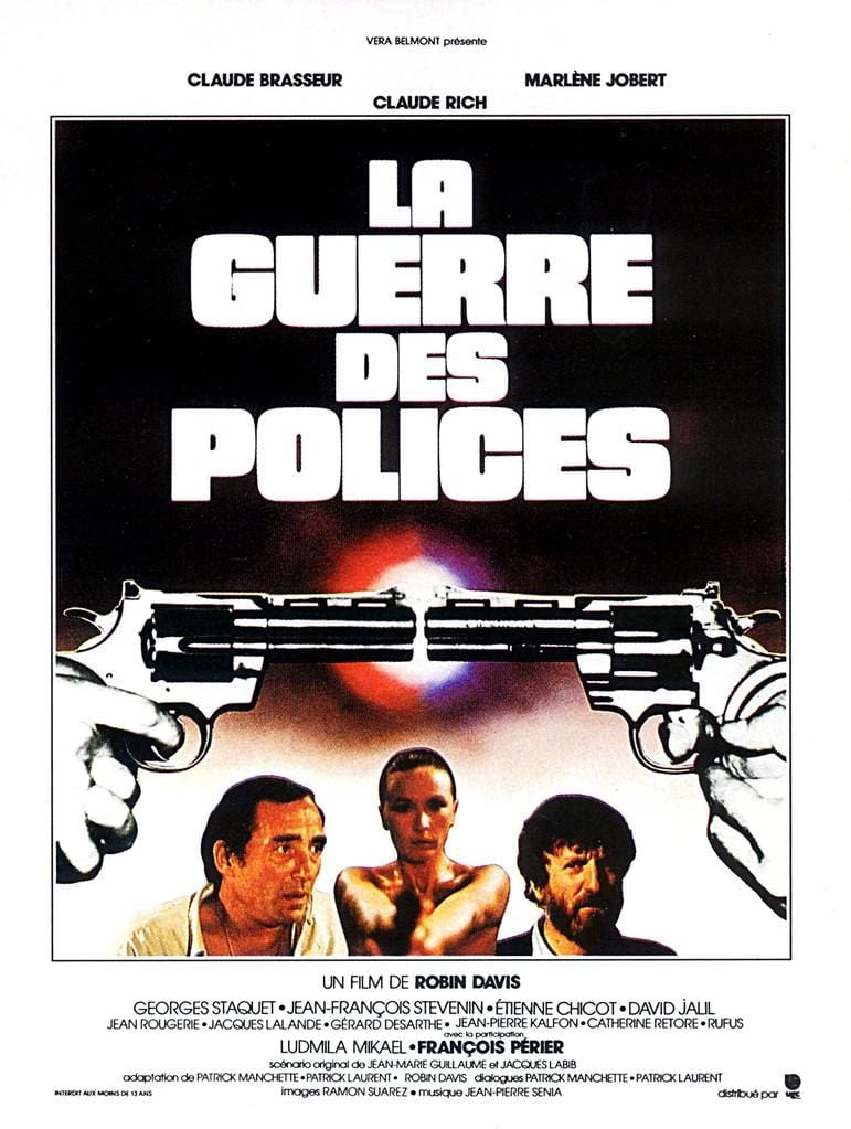 La guerre des polices (1979)