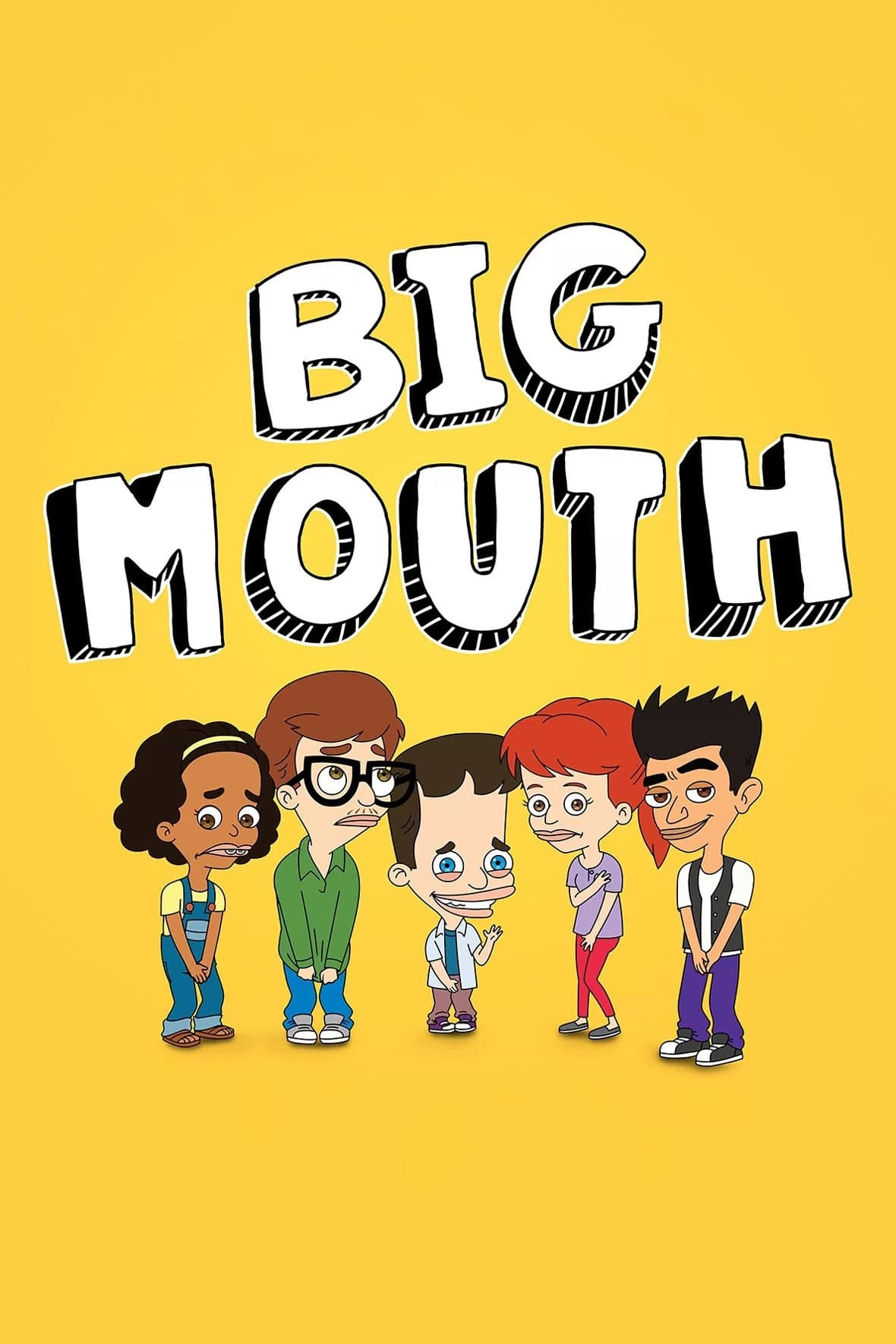 Big Mouth – Todas as Temporadas Dublado / Legendado (2017)