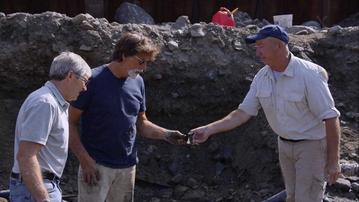 The Curse of Oak Island Season 8 :Episode 12  Digging Their Heels In