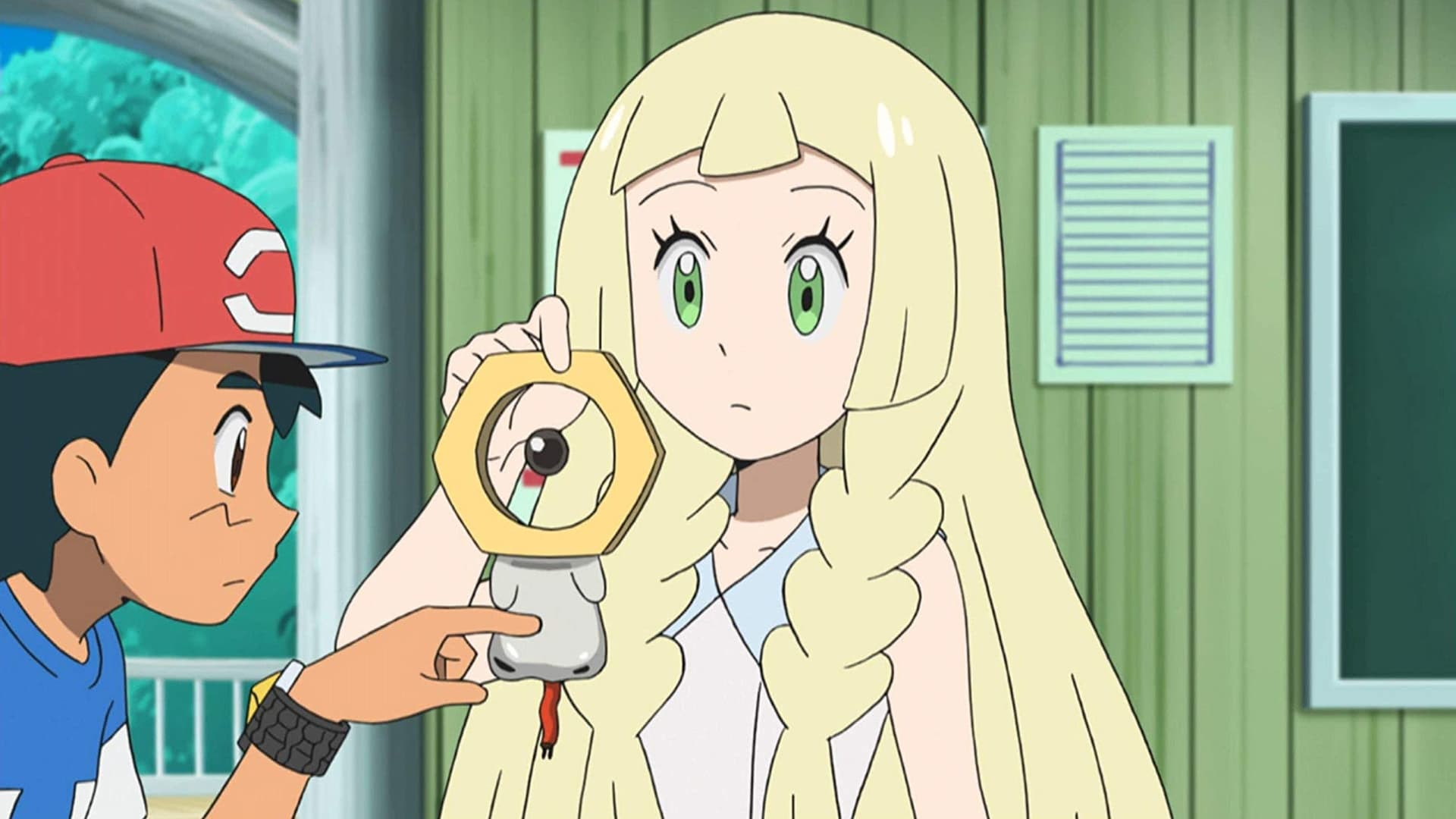 Pokémon Season 22 :Episode 19  Show Me the Metal!