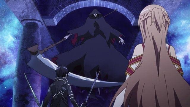 Sword Art Online Season 1 :Episode 12  Yui's Heart