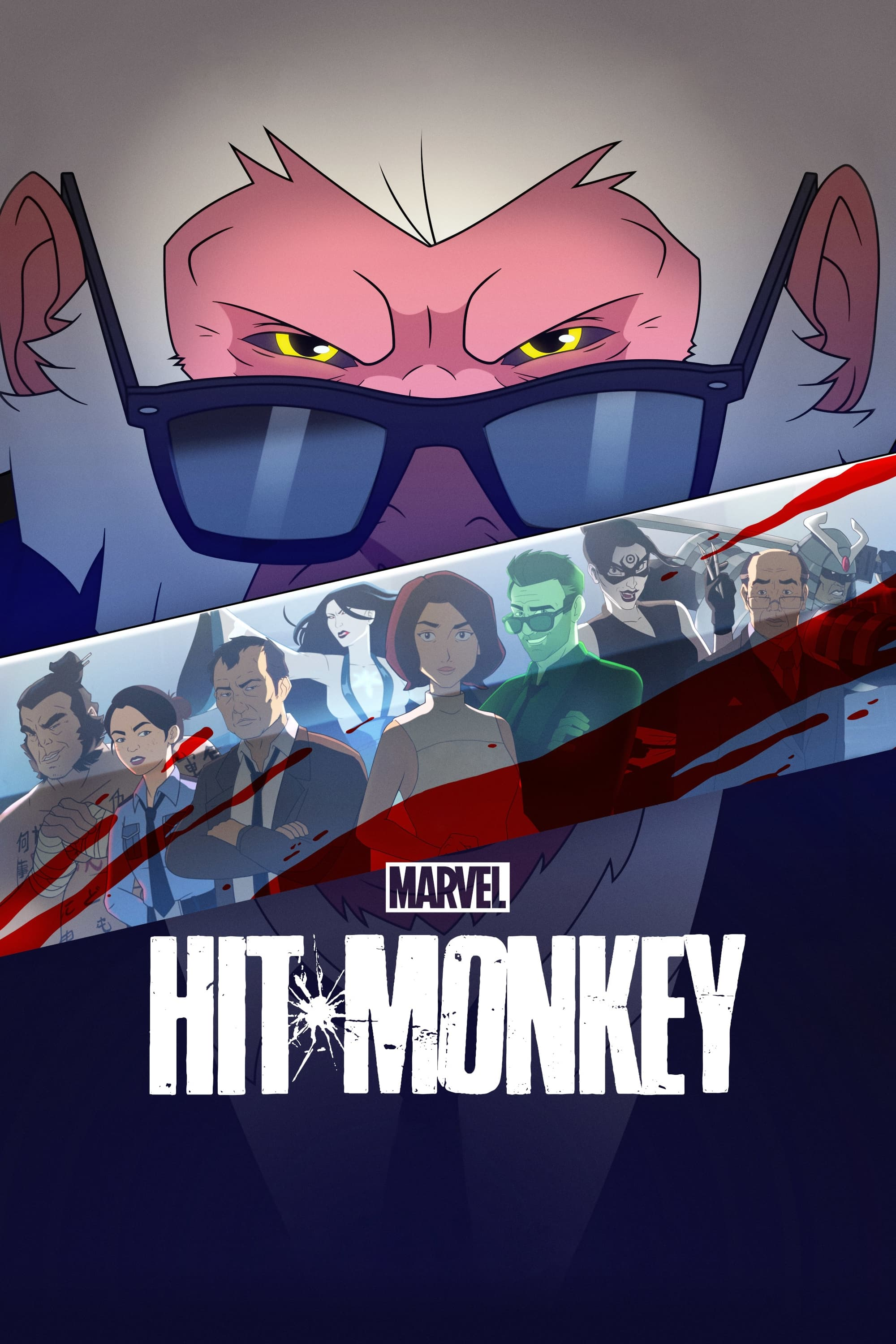 Marvel's Hit-Monkey TV Shows About Dark Comedy
