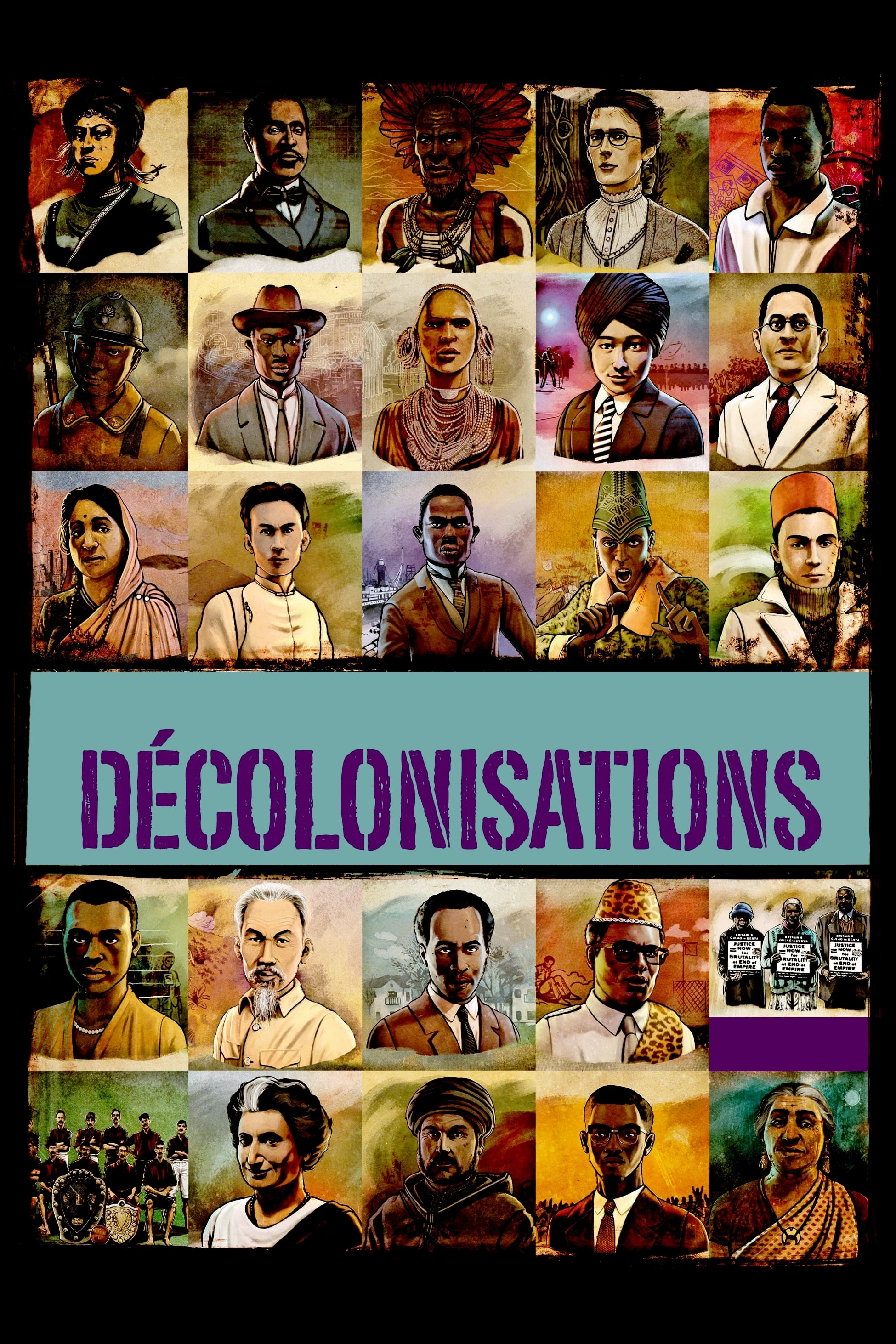 Décolonisations TV Shows About Rat