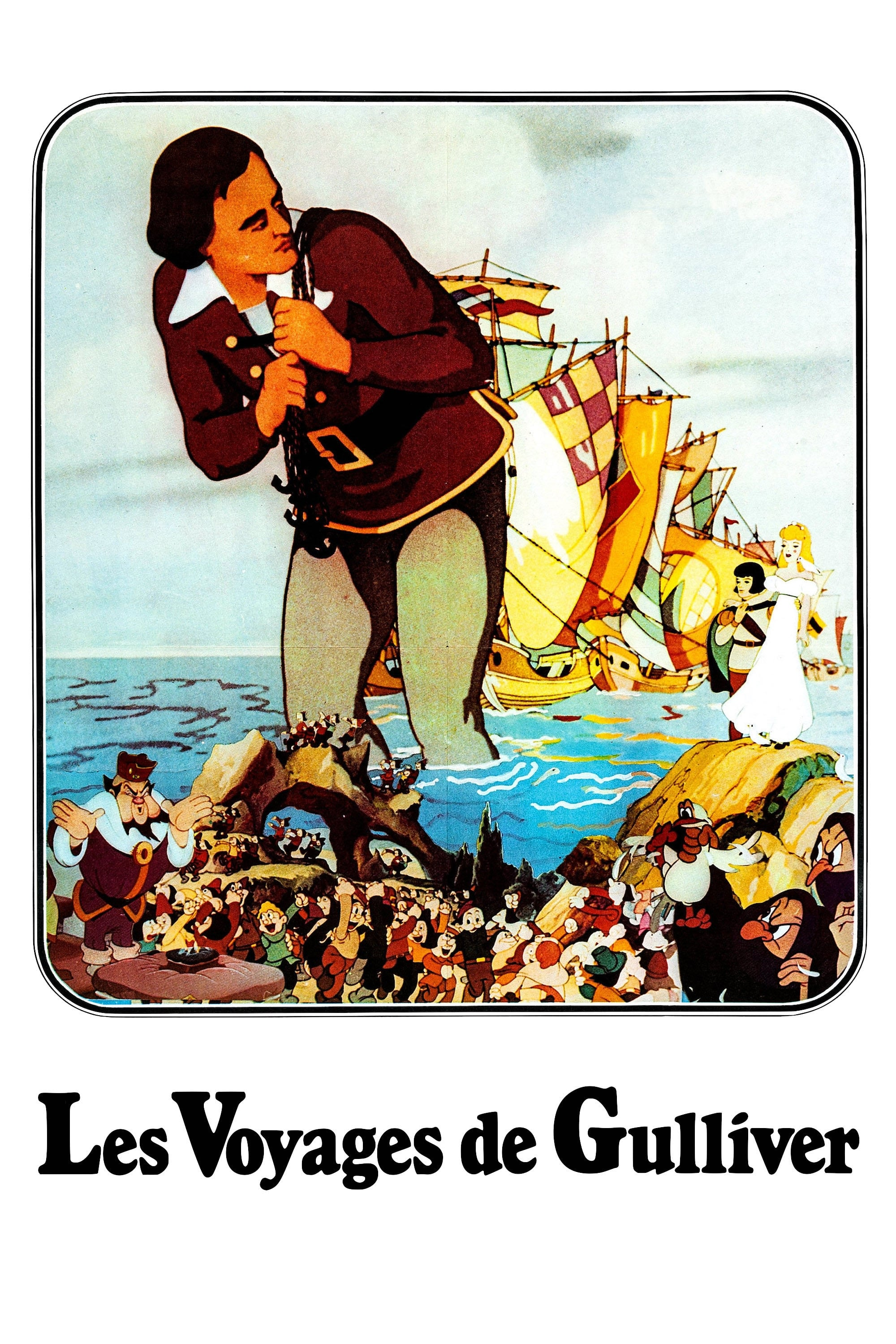 Les Voyages de Gulliver streaming sur libertyvf