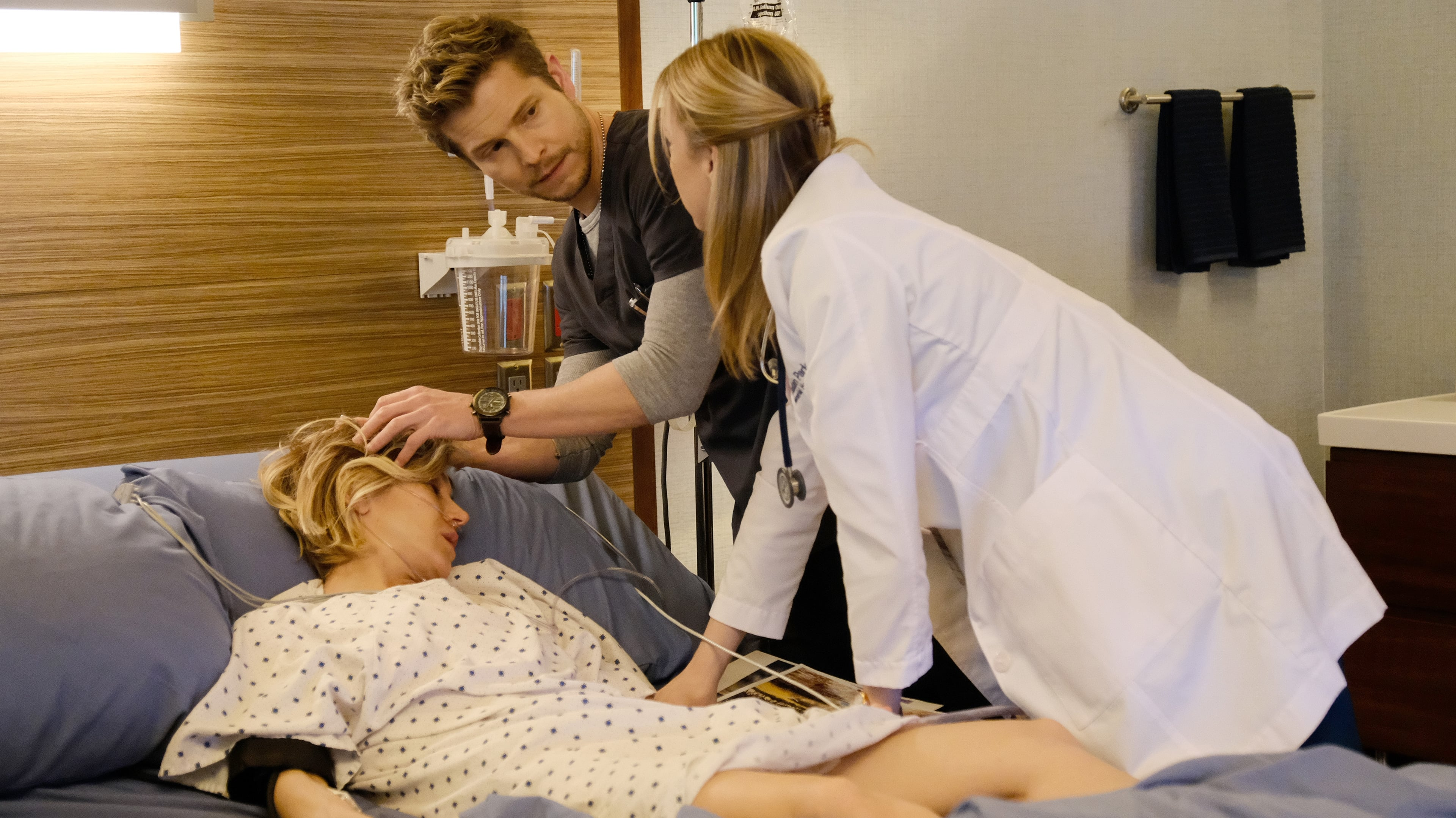 The Resident Season 1 :Episode 8  Family Affair
