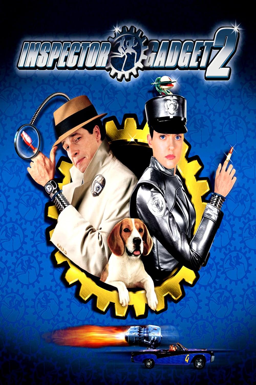 Inspector Gadget 2 (2003) • movies.film-cine.com