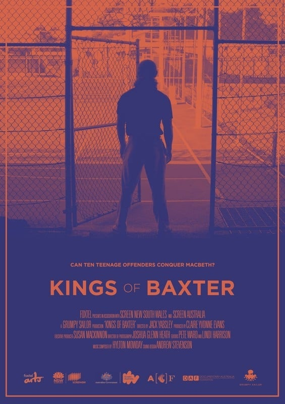 Ver Kings of Baxter Online HD Español (2017)