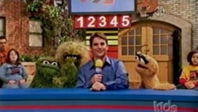 Sesame Street Season 40 :Episode 17  Squirmadega Car Race