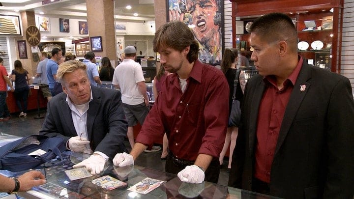 Pawn Stars Season 13 :Episode 26  Cutting Edge Pawn