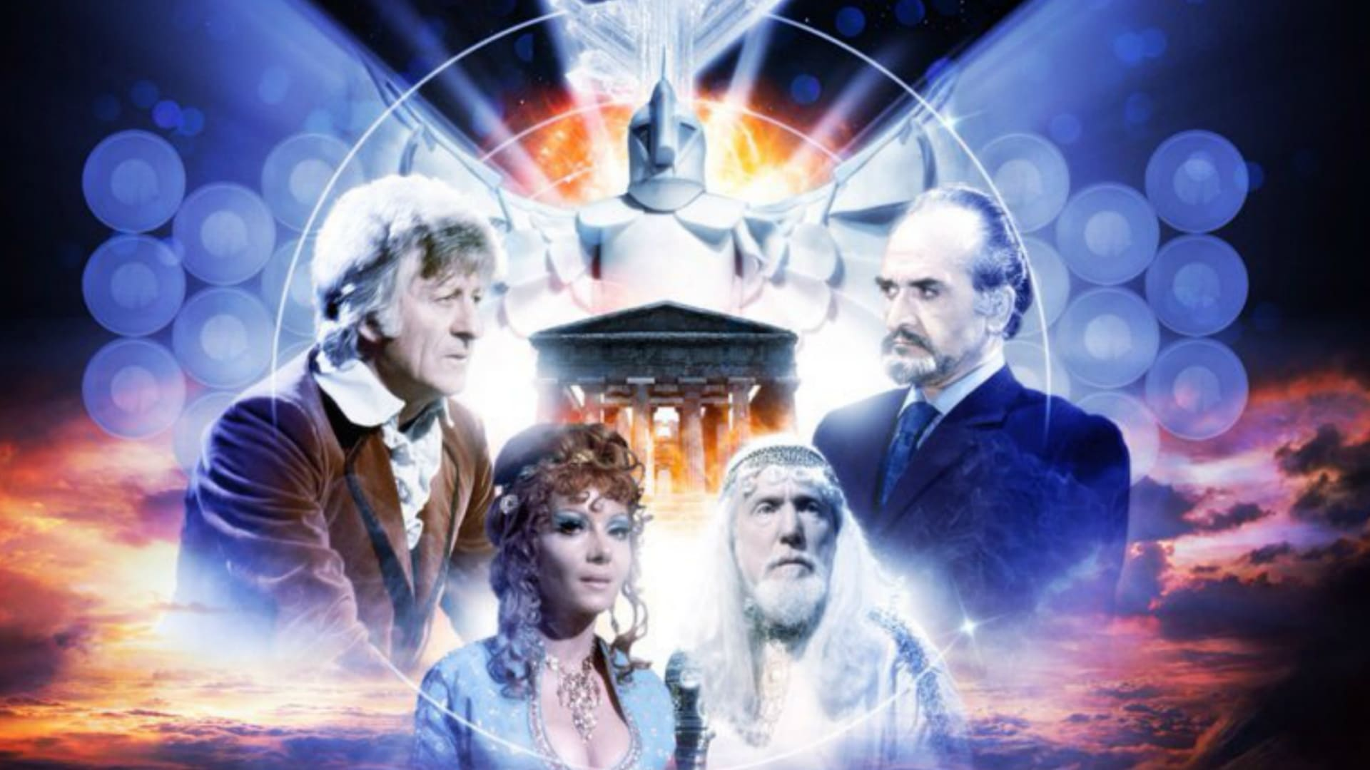 Doctor Who Season 9 :Episode 21  The Time Monster, Episode One