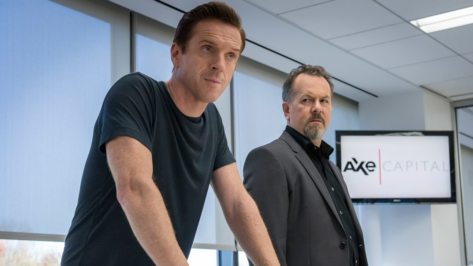Billions Season 1 :Episode 8  Boasts and Rails