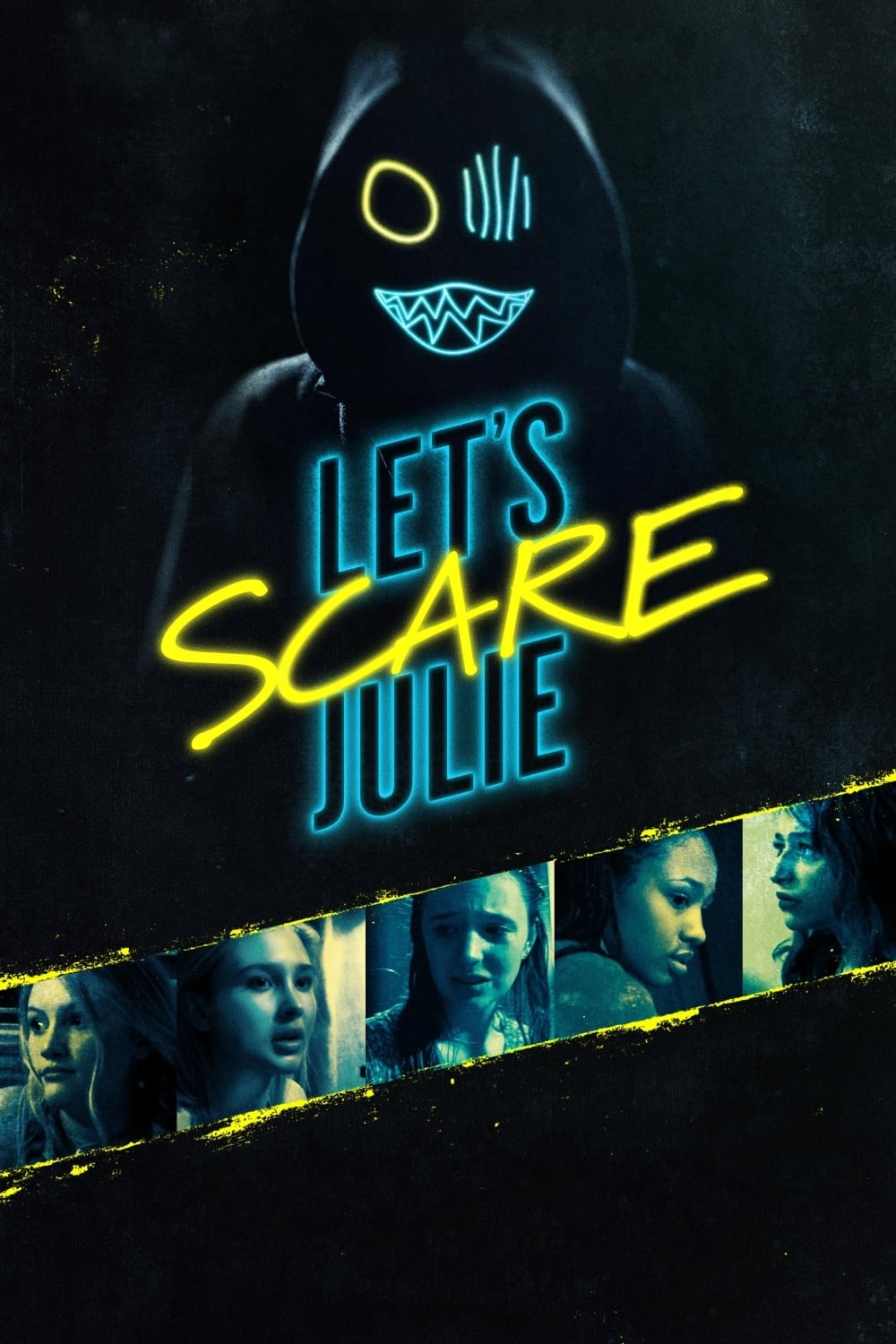 Let's Scare Julie Legendado