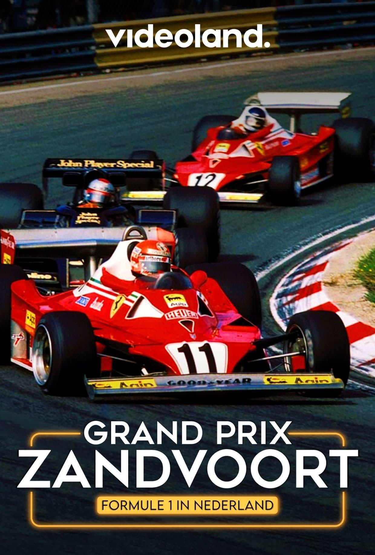 Grand Prix Zandvoort TV Shows About Sports
