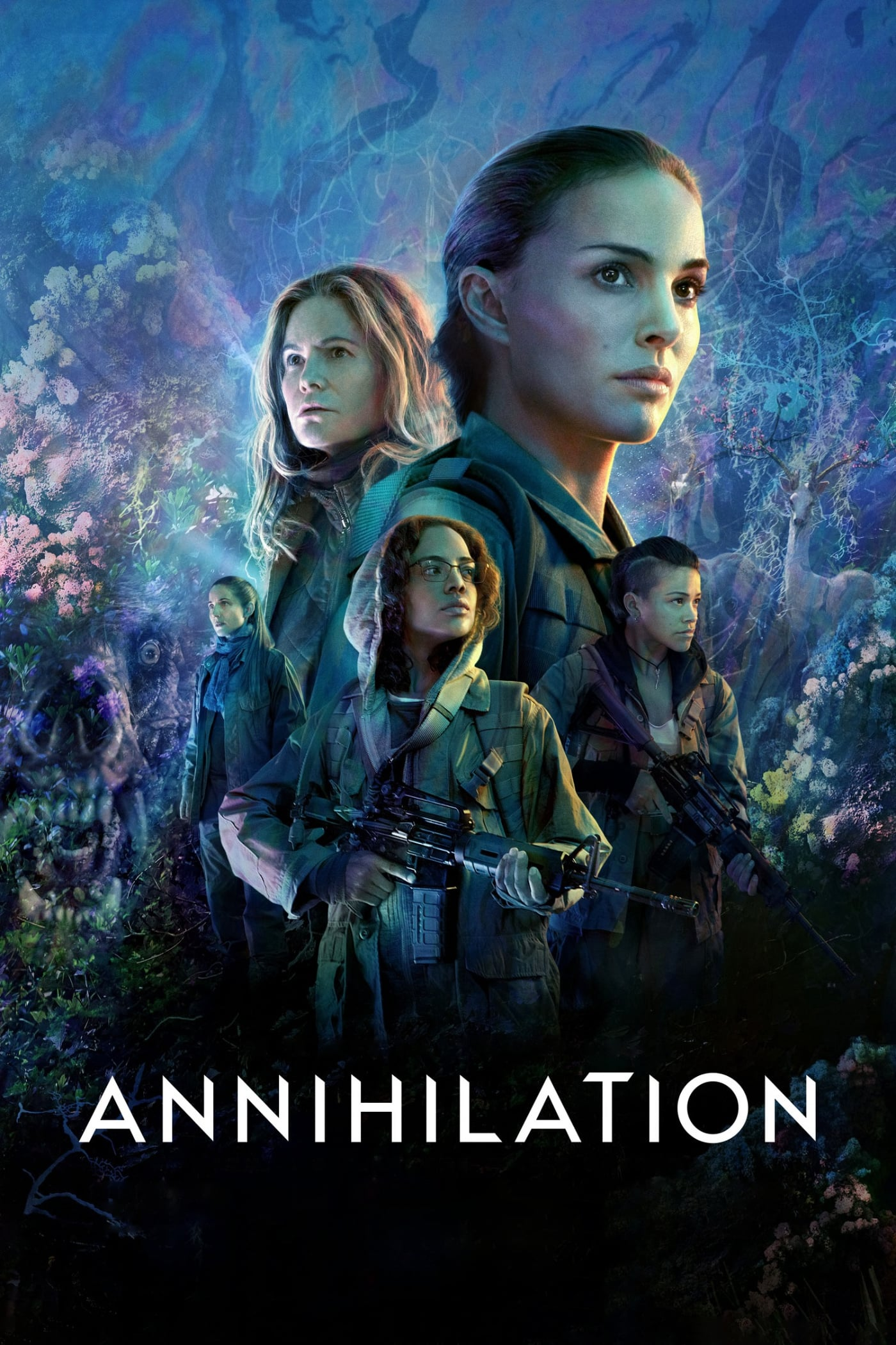 Annihilation / Αφανισμός (2018)
