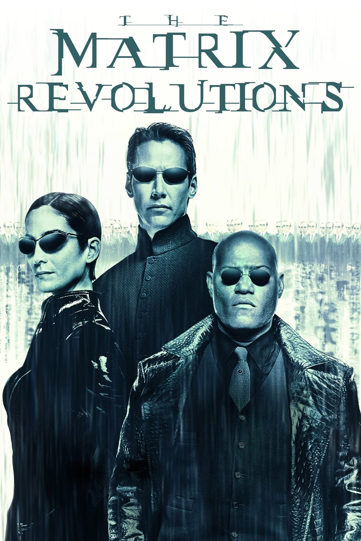 The Matrix Revolutions (2003) - Posters — The Movie Database (TMDb)