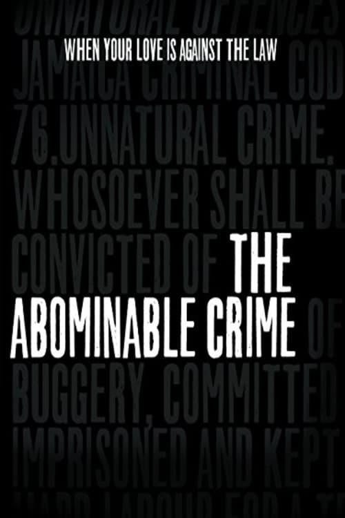 Ver The Abominable Crime Online HD Español (2013)