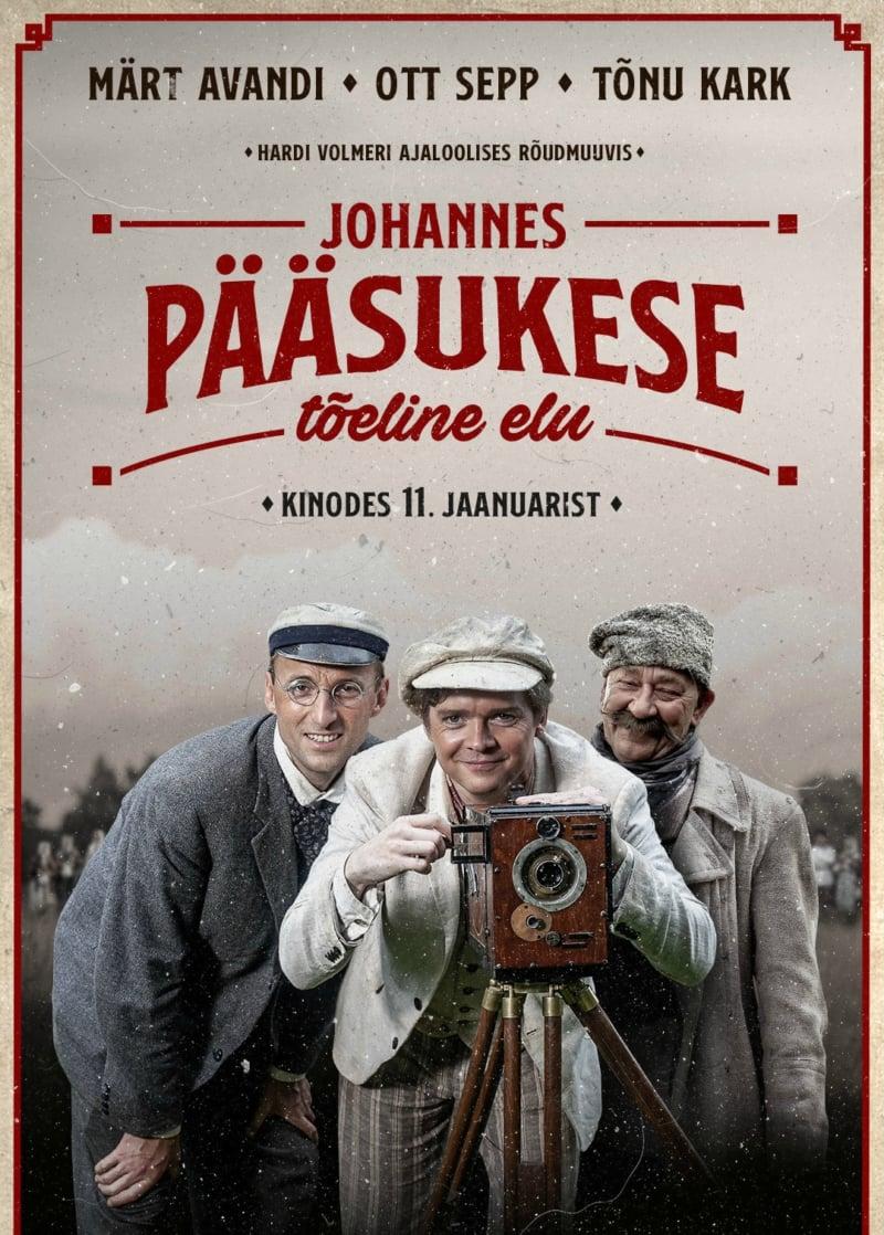 The Real Life of Johannes Pääsuke (2019)
