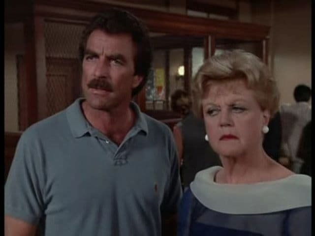Murder, She Wrote Season 3 :Episode 8  Magnum on Ice (II)