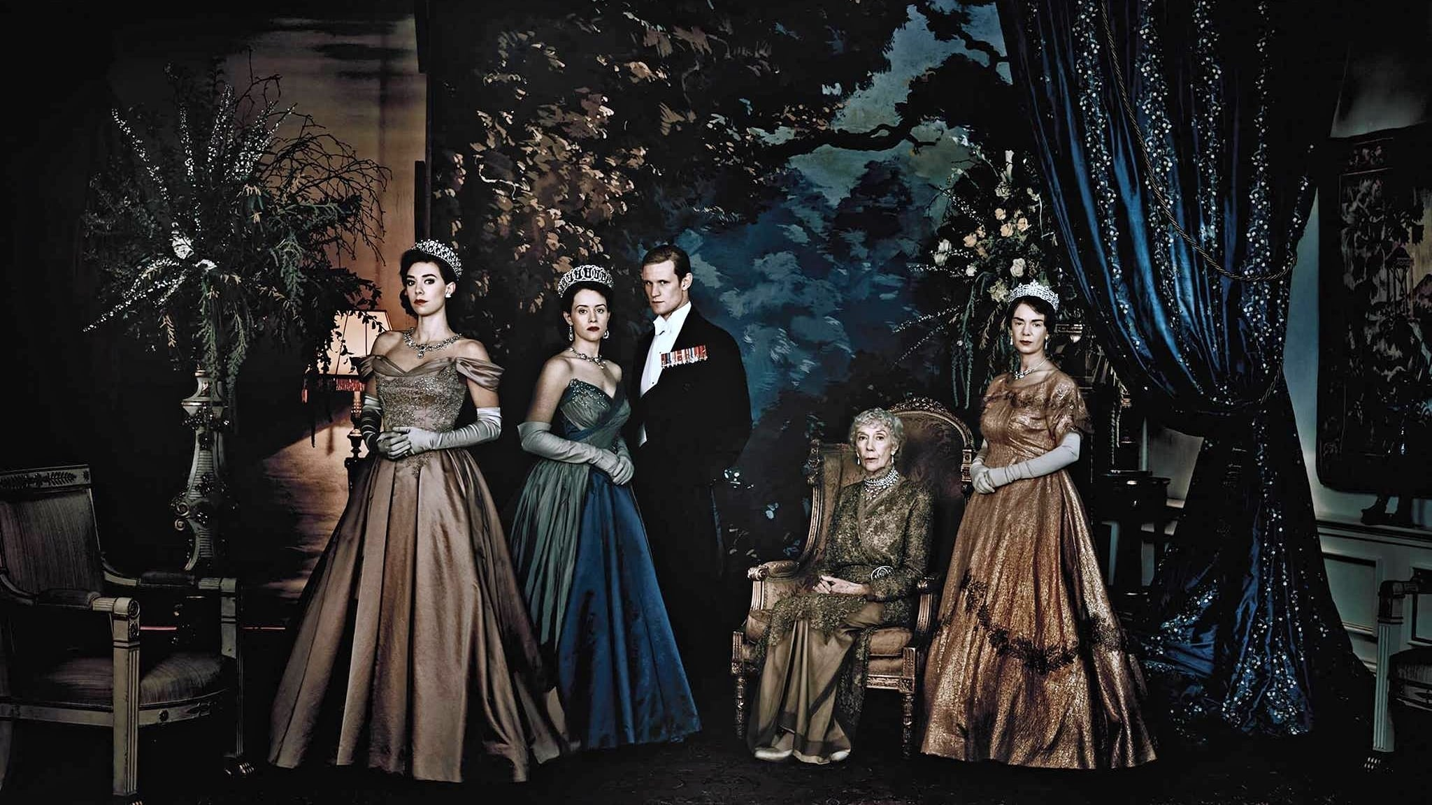The Crown will end after season 5