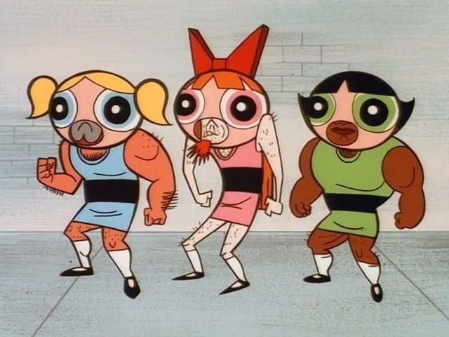 The Powerpuff Girls Season 1 :Episode 4  Powerpuff Bluff