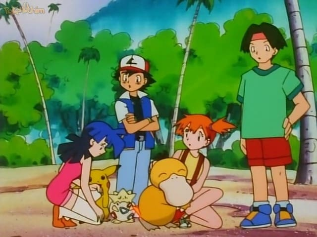 Pokémon Season 2 :Episode 11  Bye Bye Psyduck