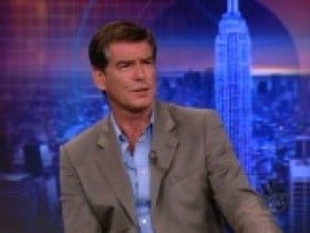 The Daily Show with Trevor Noah Season 13 :Episode 88  Pierce Brosnan