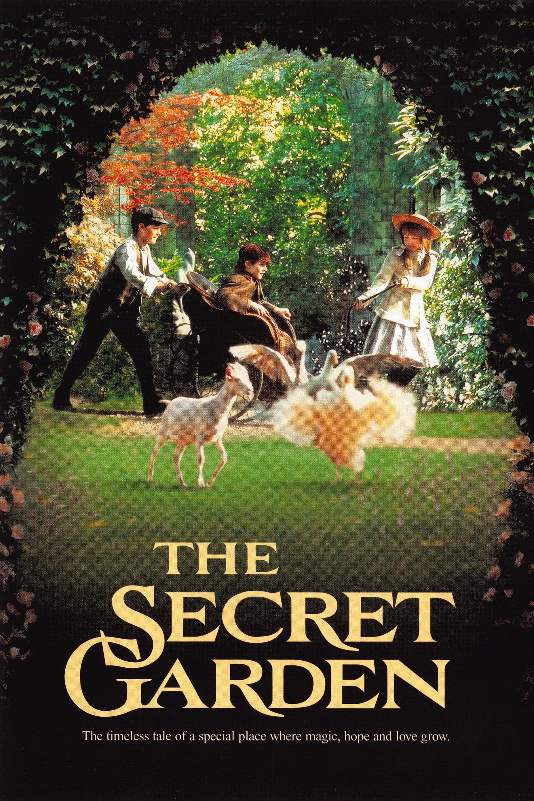 [好雷] 秘密花園 The Secret Garden (1993)