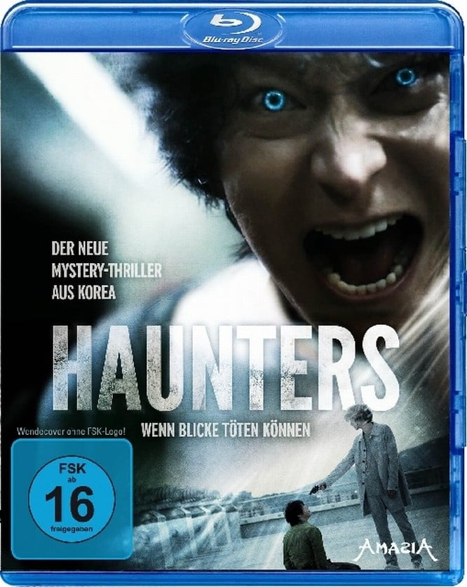 Poster and image movie Film 초능력자 - Haunters - Haunters -  2010