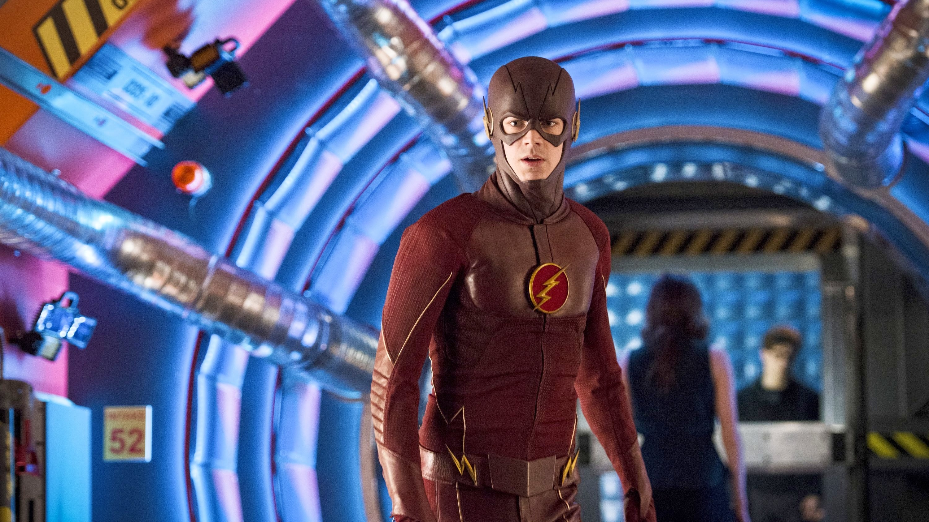 The Flash Season 2 :Episode 17  Flash Back